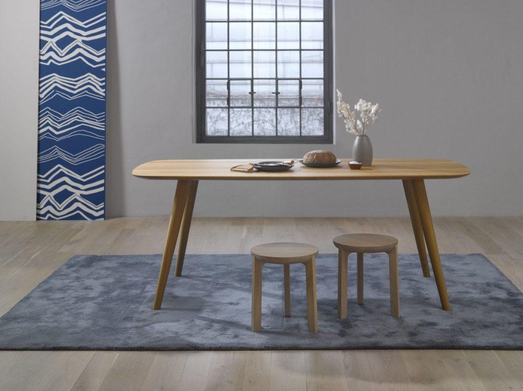 Javorina - Jedálenský stôl ULTRA